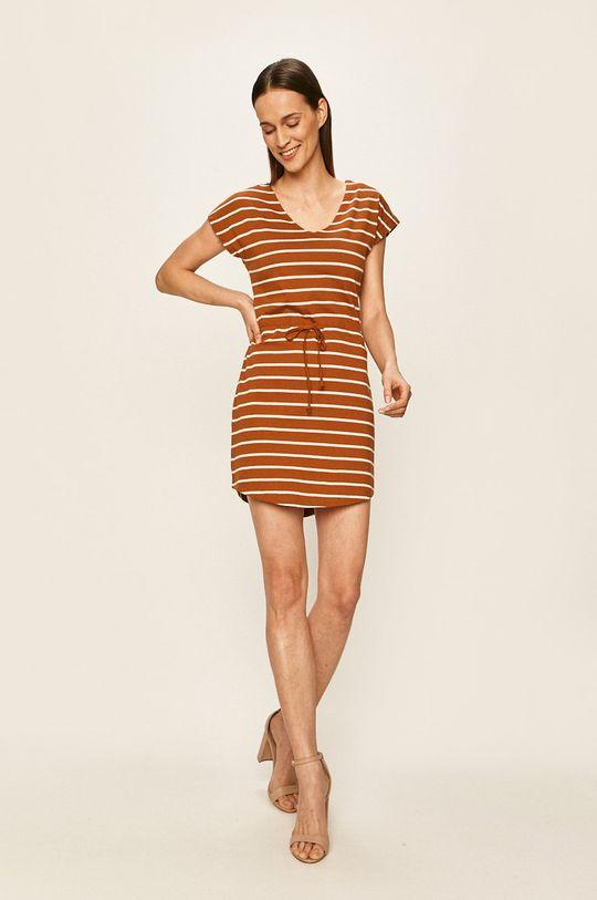 Jacqueline de Yong - Сукня коричневий