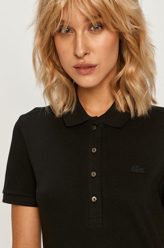 čierna Lacoste - Šaty