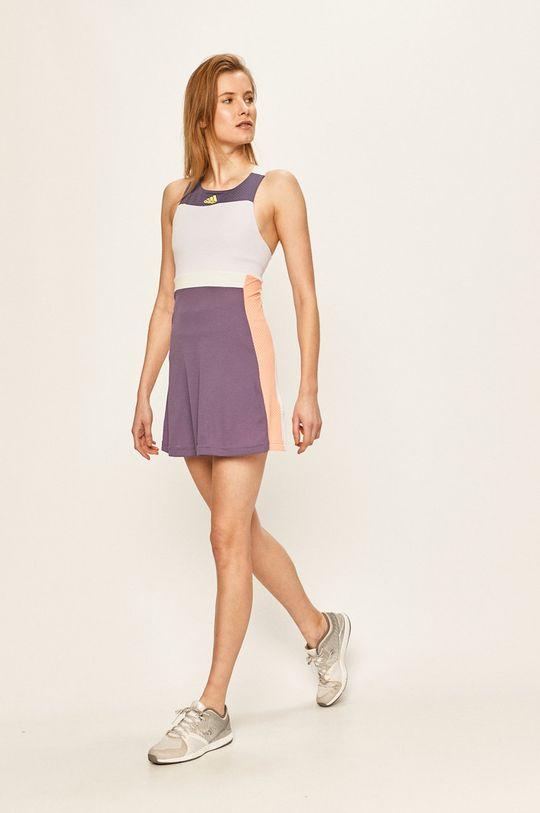 adidas Performance - Šaty vícebarevná
