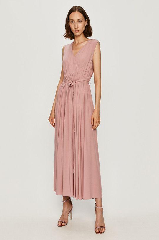 Miss Sixty - Sukienka różowy