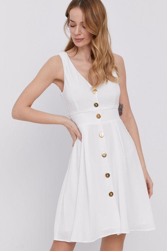 biela Morgan - Šaty Dámsky
