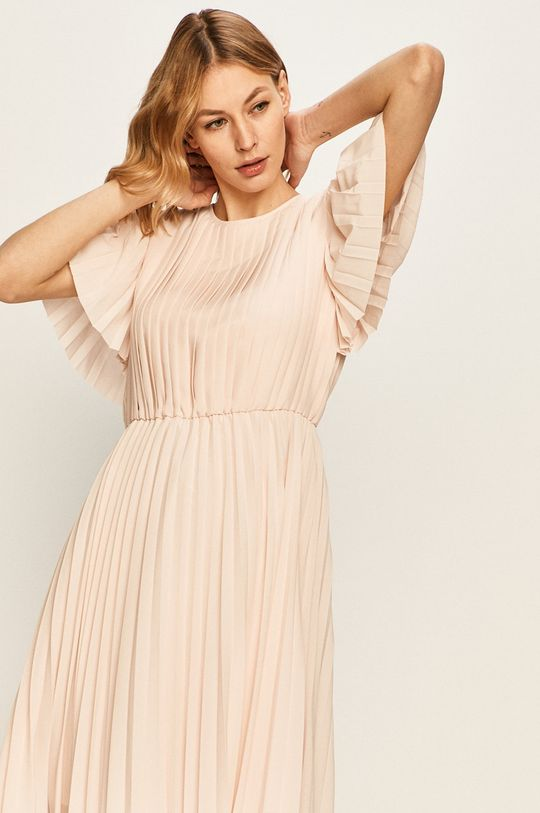 pastelowy różowy Tommy Hilfiger - Sukienka Damski