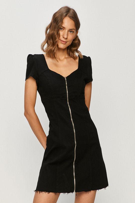 чорний Tally Weijl - Джинсова сукня Жіночий