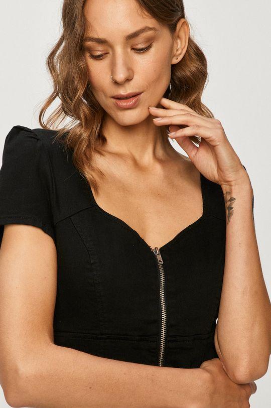 чорний Tally Weijl - Джинсова сукня