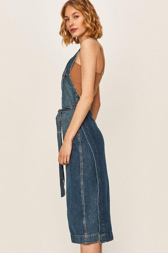 modrá Pepe Jeans - Džínové šaty Kate x Dua Lipa