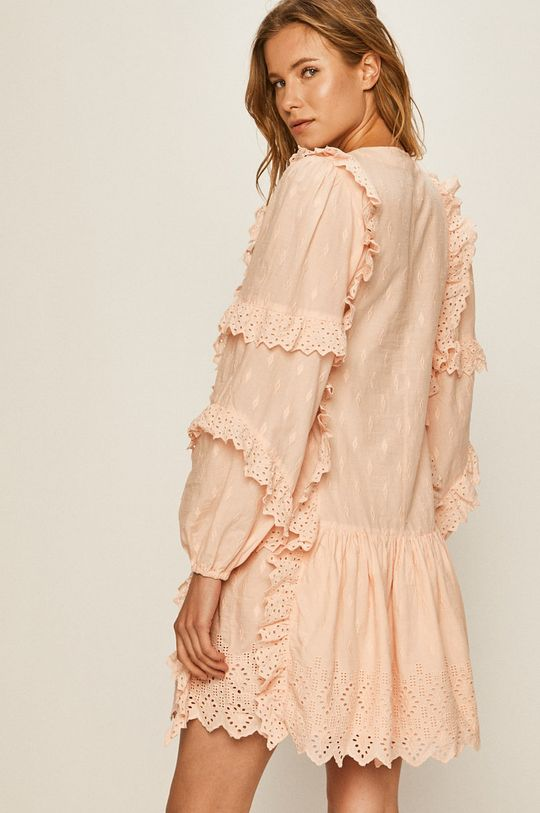 Pepe Jeans - Rochie Zephyr  100% Bumbac