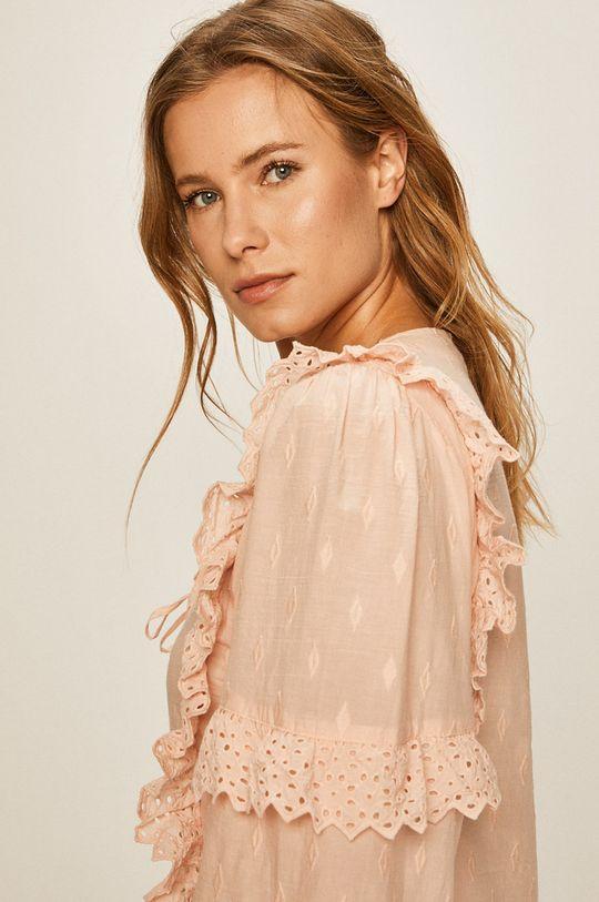 roz murdar Pepe Jeans - Rochie Zephyr