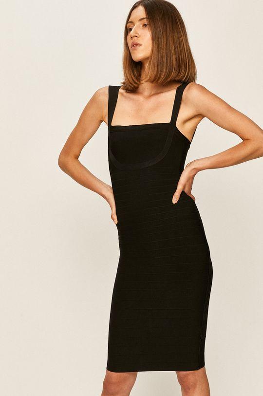 černá Marciano Guess - Šaty
