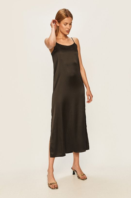 czarny Jacqueline de Yong - Sukienka