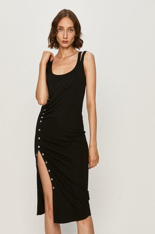 černá AllSaints - Šaty Hatti Dámský
