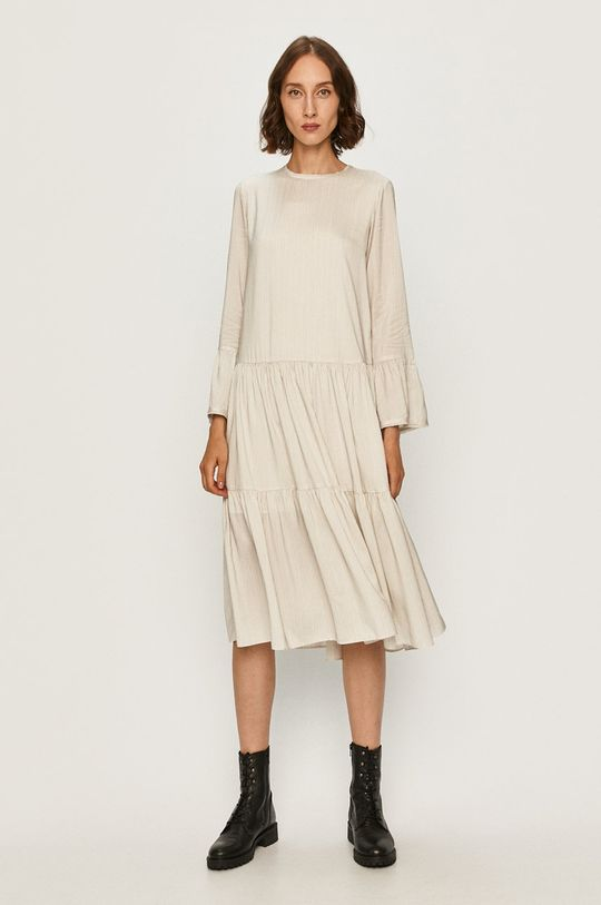 biały AllSaints - Sukienka Damski