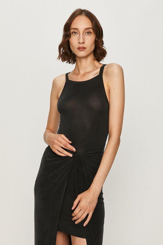 AllSaints - Сукня Sami Dress чорний