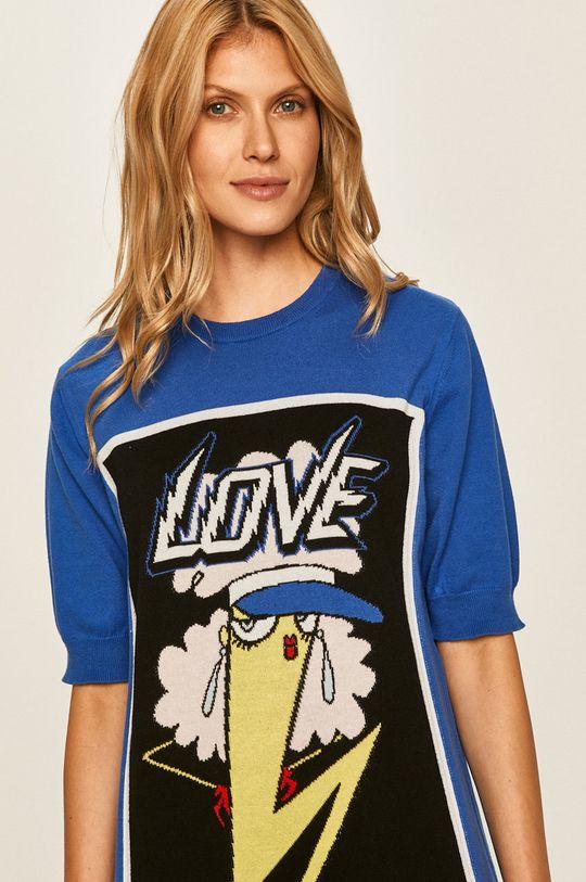блакитний Love Moschino - Сукня