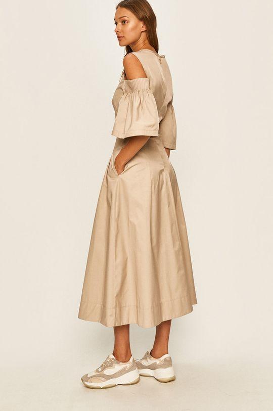 Karl Lagerfeld - Šaty  57% Bavlna, 43% Polyester