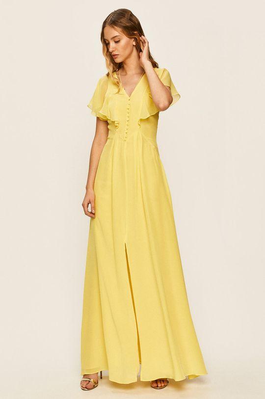 żółty Karl Lagerfeld - Sukienka Damski