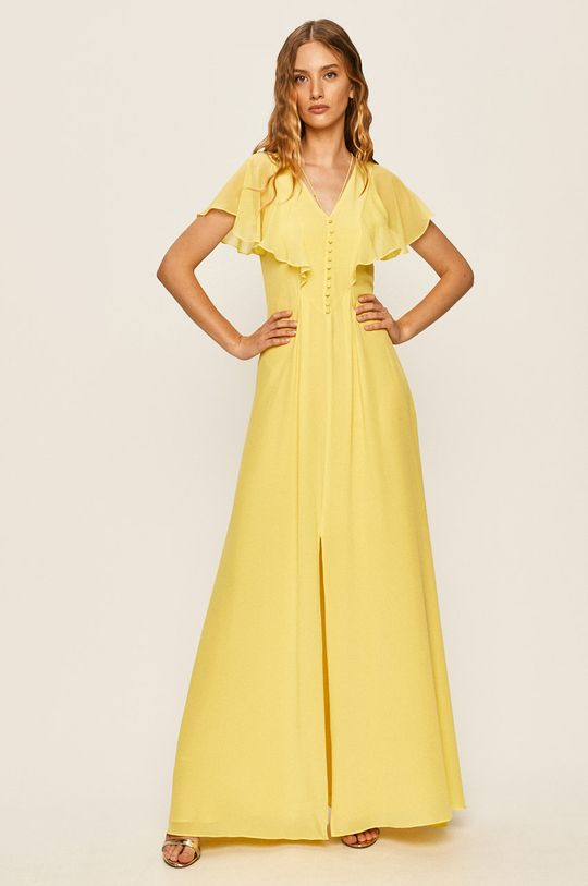 Karl Lagerfeld - Sukienka żółty