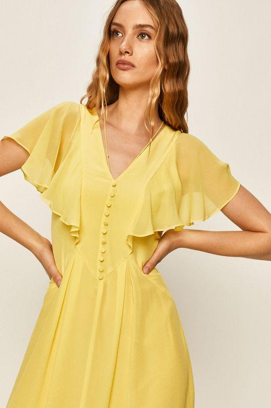 żółty Karl Lagerfeld - Sukienka