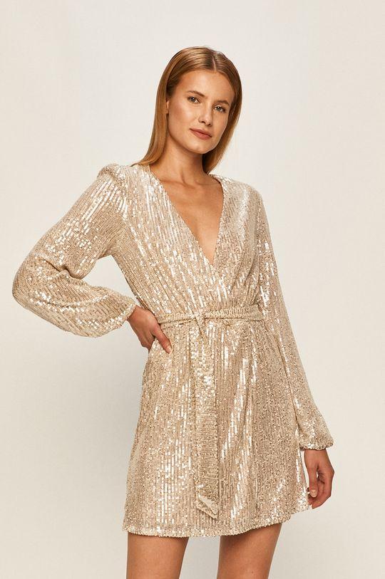 stříbrná Glamorous - Šaty Dámský