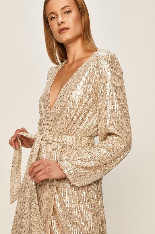 stříbrná Glamorous - Šaty