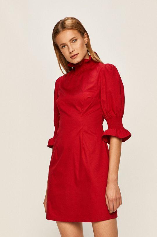 ostrá červená Glamorous - Šaty Dámský