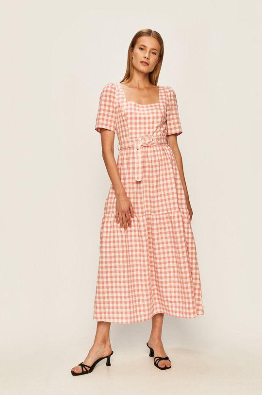 růžová Glamorous - Šaty