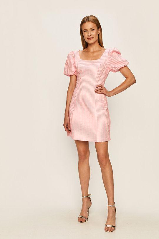 Glamorous - Šaty růžová