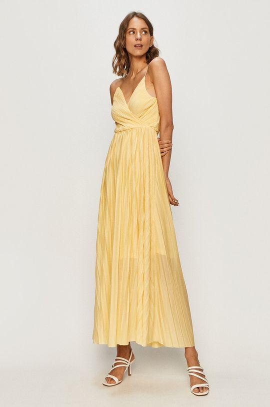 жовтий Only - Сукня Жіночий