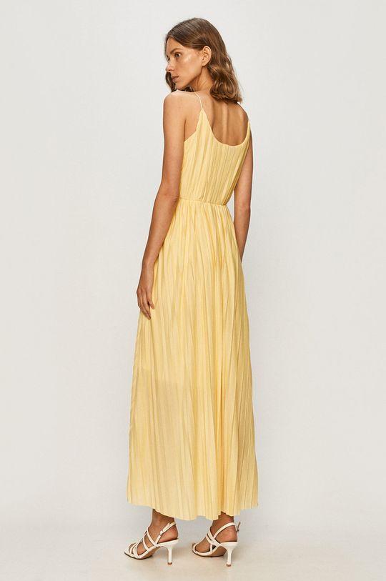 Only - Сукня жовтий