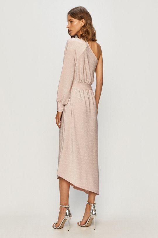 Only - Sukienka pastelowy różowy