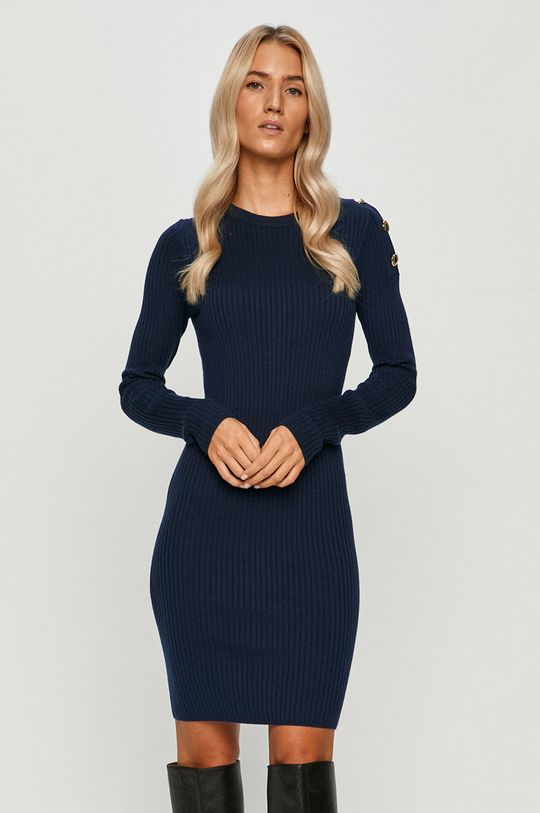 темно-синій Patrizia Pepe - Сукня