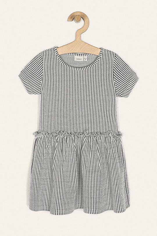 bílá Name it - Dívčí šaty 92-116 cm Dívčí