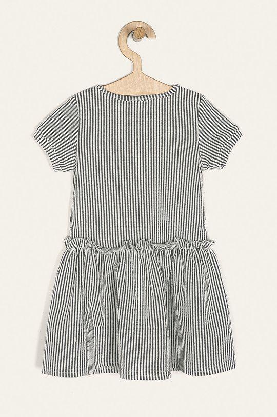 Name it - Dívčí šaty 92-116 cm bílá