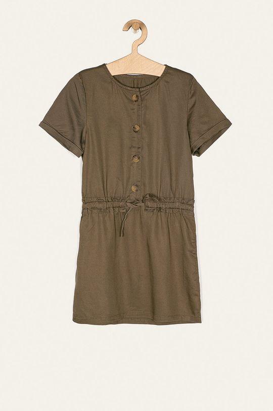 khaki Kids Only - Dívčí šaty 140-164 cm Dívčí