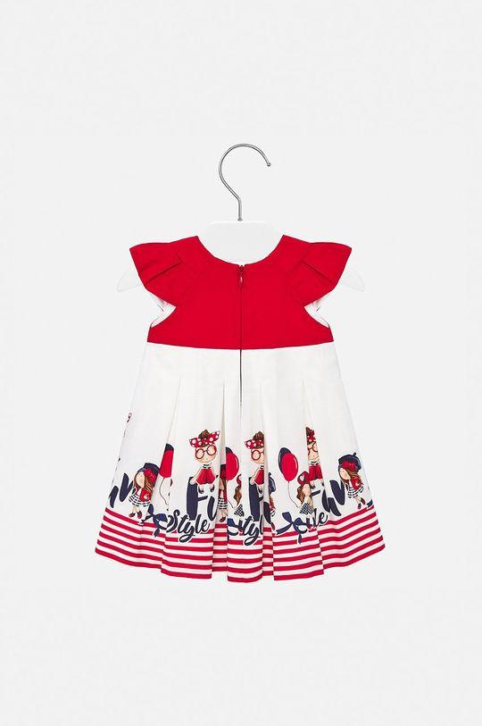 Mayoral - Dievčenské šaty 80-98 cm červená
