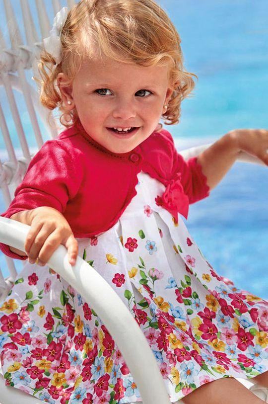 roz ascutit Mayoral - Rochie fete 68-98 cm De fete