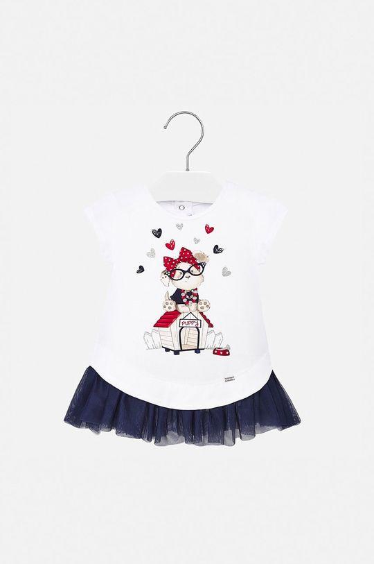 tmavomodrá Mayoral - Dievčenské šaty 68-98 cm Dievčenský