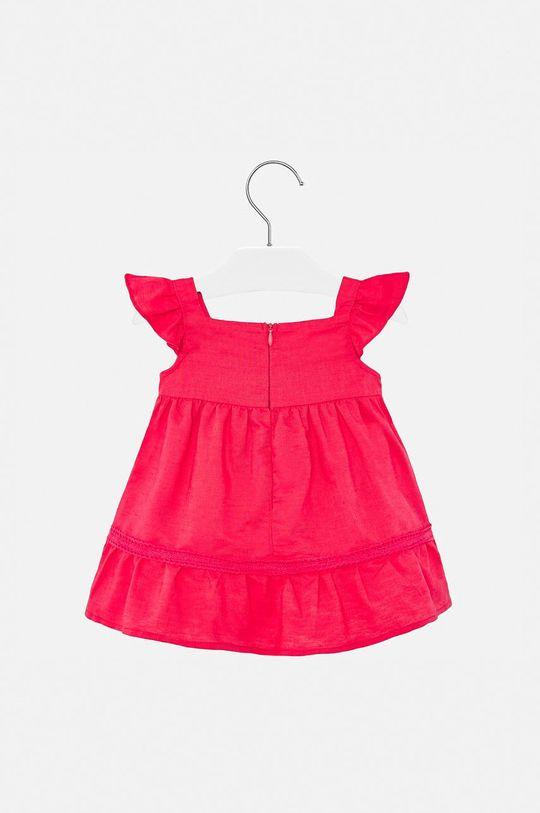 Mayoral - Rochie fete 74-98 cm roz ascutit