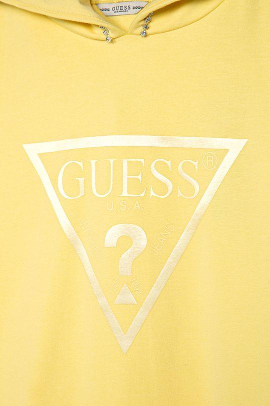 Guess Jeans - Dievčenské šaty 118-175 cm  95% Bavlna, 5% Elastan
