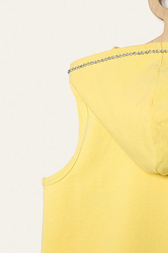 svetložltá Guess Jeans - Dievčenské šaty 118-175 cm