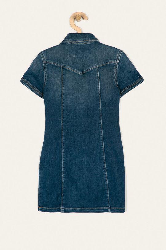 Calvin Klein Jeans - Dívčí šaty 116-176 cm modrá