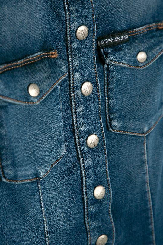 Calvin Klein Jeans - Dívčí šaty 116-176 cm 98% Bavlna, 2% Elastan