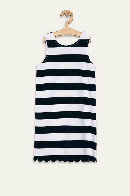 tmavomodrá Polo Ralph Lauren - Dievčenské šaty 128-176 cm Dievčenský