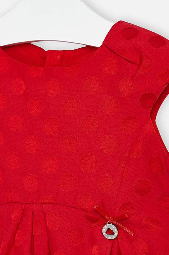 Mayoral - Dievčenské šaty 92-134 cm  13% Akryl, 46% Bavlna, 41% Polyester