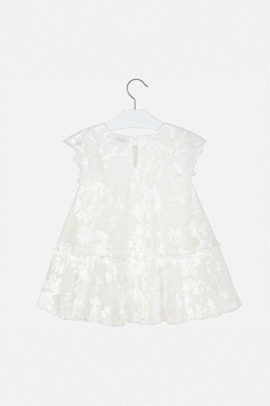 Mayoral - Dievčenské šaty 92-134 cm  7% Bavlna, 62% Polyamid, 31% Viskóza
