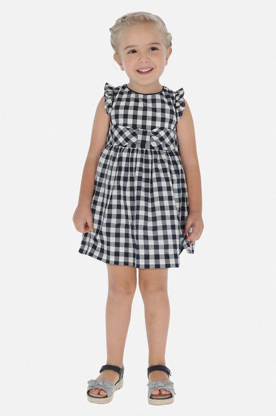 tmavomodrá Mayoral - Dievčenské šaty 92-134 cm Dievčenský