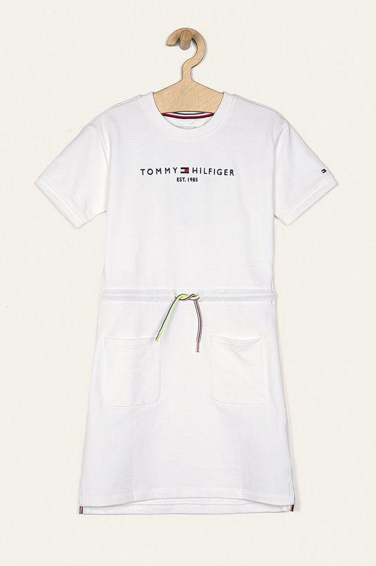 alb Tommy Hilfiger - Rochie fete 128-176 cm De fete