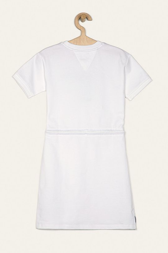 Tommy Hilfiger - Rochie fete 128-176 cm alb
