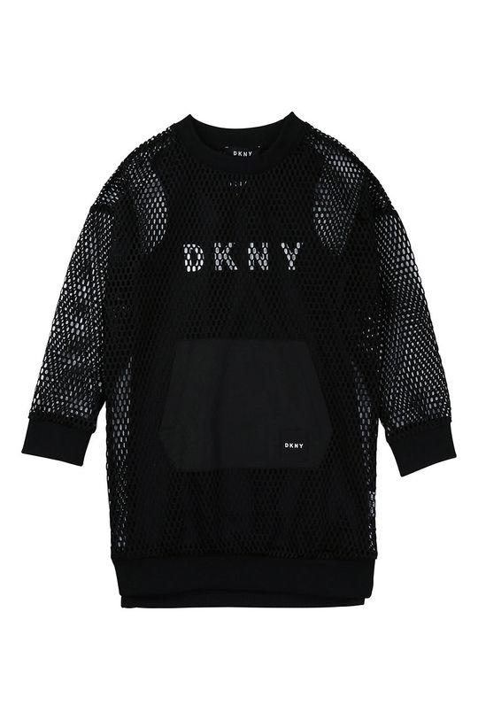 negru Dkny - Rochie fete 152-158 cm. De fete