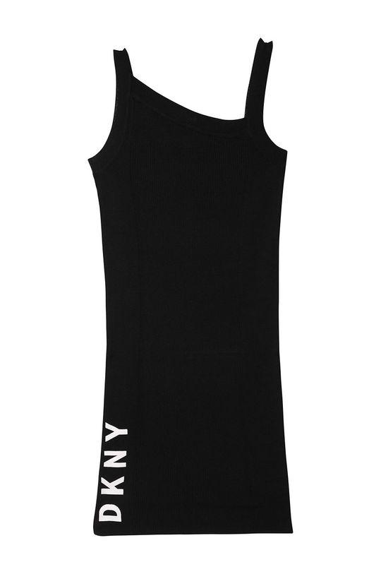 černá Dkny - Dívčí šaty 152-158 cm Dívčí