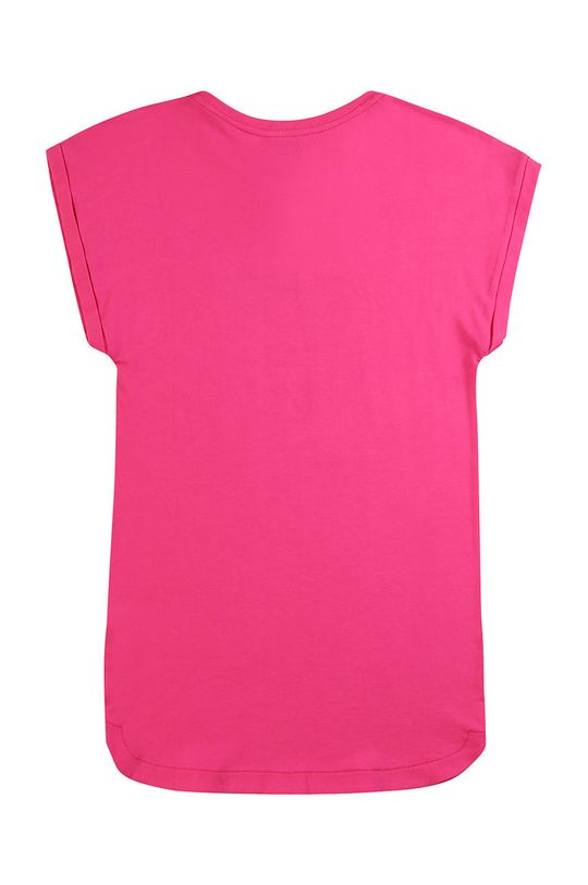 Karl Lagerfeld - Rochie fete 90-108 cm roz ascutit